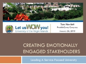 Tom Hewlett's WOW Customer Service Workshop